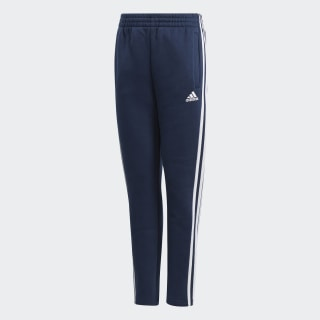 Pantaloni Essentials 3-Stripes Fleece Collegiate Navy BQ2829