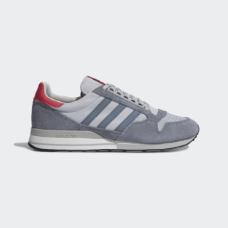 Кроссовки ZX 500 clear onix / lead / collegiate red Q33988