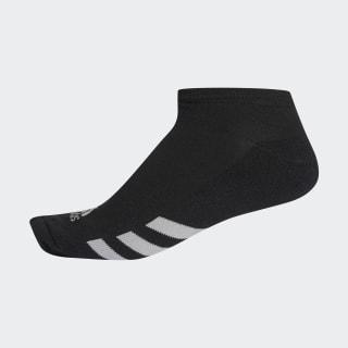 Single No-Show Socks Black CY9110
