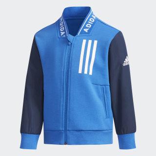 Куртка-бомбер Spacer blue / collegiate navy DW4031