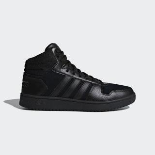 Chaussure Hoops 2.0 Mid Core Black / Core Black / Core Black B44649