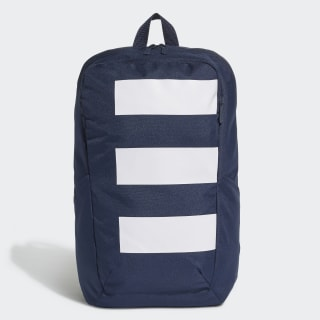 Mochila Parkhood 3 Stripes collegiate navy/collegiate navy/white ED0261