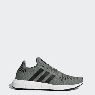 fe2a245591d adidas Swift Run Shoes - Green