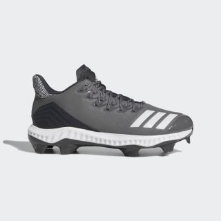Icon Bounce TPU Cleats Grey / Cloud White / Carbon AQ0155