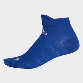 Alphaskin Ultralight Ankle Socks Collegiate Royal / White EH4306