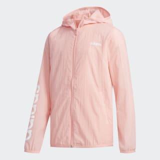 Casaca Corta Viento Favorites Glory Pink FM0744