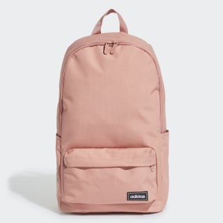 Mochila Classic 3-Stripes Raw Pink / Grey Six / White ED0278