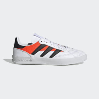 Chaussure Sobakov P94 Cloud White / Core Black / Solar Red EE5638