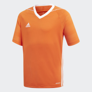 Tiro 17 Jersey Orange / White BS4240
