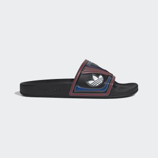 Adilette Slides Core Black / Grey Six / Collegiate Royal EE6177