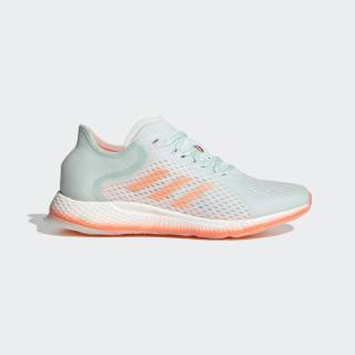 FOCUSBREATHEIN Shoes Dash Green / Signal Coral / Running White EE7721