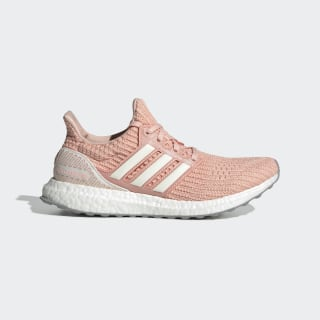 Ultraboost Shoes Glow Pink / Running White / Light Granite EH1408