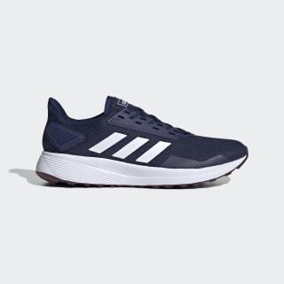Кроссовки для бега Duramo 9 dark blue / ftwr white / maroon EE7922
