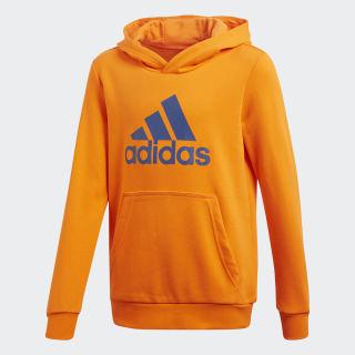 Худи Essentials Logo orange / noble indigo s18 CF6533
