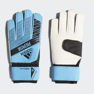 Predator Top Training Goalkeeper Gloves Bright Cyan / Black DY2605