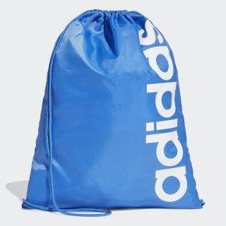 Bolso deportivo Linear Core True Blue / True Blue / White DT8625