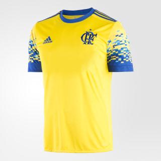 Camisa Flamengo 3 YELLOW/POWER BLUE DQ0865