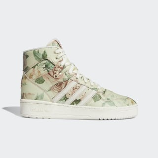 Eric Emanuel Rivalry Hi OG Shoes Off White / Raw Pink / Running White F35092