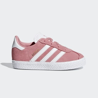 Gazelle Shoes Tactile Rose / Cloud White / Cloud White CG6713