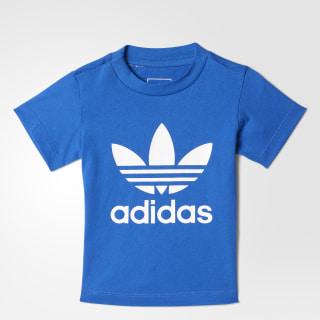 Playera Trifolio para bebés BLUE/WHITE BJ8521