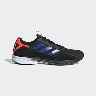 SL20.2 Ayakkabı Core Black / Glow Blue / Solar Red FW1314