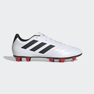 Calzado de Fútbol Goletto VII Terreno Firme Cloud White / Core Black / Red EF7244