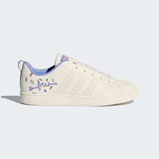 Tenis VS Advantage Clean CHALK WHITE/CHALK PINK S18/CHALK PURPLE S18 DB1937