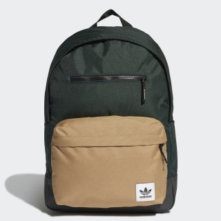 Premium Essentials Modern Backpack Green Night FM1277