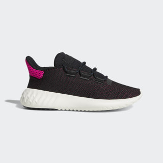 Tubular Dusk Shoes Core Black / Shock Pink / Chalk White AQ1198