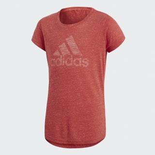 Camiseta ID Winner REAL CORAL S18/WHITE/WHITE CF6739