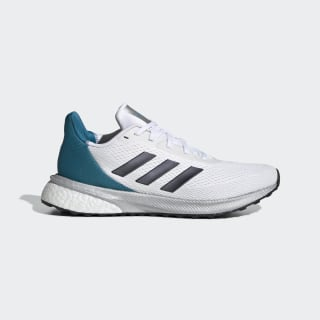 Zapatillas Astrarun Cloud White / Legend Ink / Active Teal EH1475