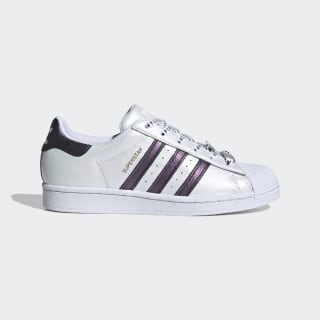 Superstar Shoes Cloud White / Core Black / Gold Metallic FV3396