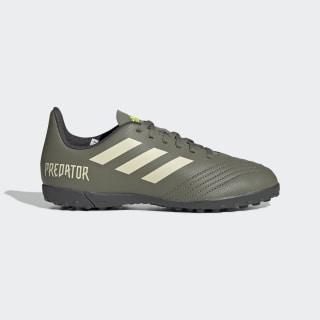 Calzado de Fútbol Predator Tango 19.4 Césped Artificial Legacy Green / Sand / Solar Yellow EF8222