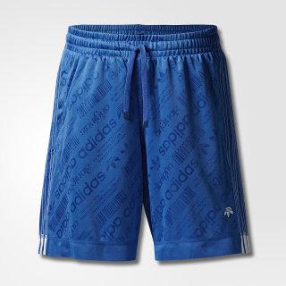 AW Soccer Shorts Bluebird BR0243