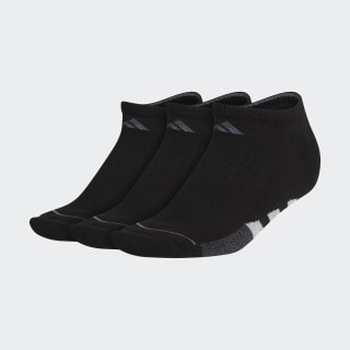 Cushioned 2.0 No-Show Socks 3 Pairs Black CL5723