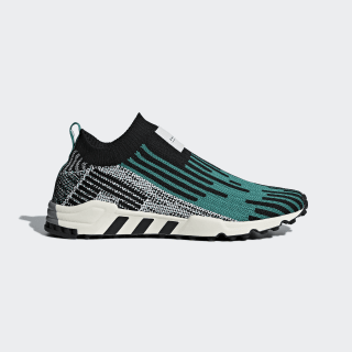 EQT Support SK Primeknit Shoes Green / Core Black / Ftwr White B37523