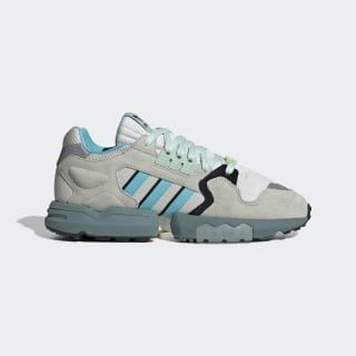 ZX Torsion Shoes Orbit Grey / Blue Glow / Core Black EF4344