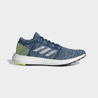 Pureboost Go Shoes Legend Marine / Cloud White / Hi-Res Yellow B37804