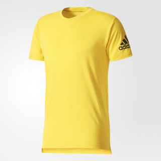 Playera FreeLift Prime EQT YELLOW S16 BR4143