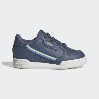 Zapatillas Continental 80 Tech Ink / Real Blue / Glow Green EE6508