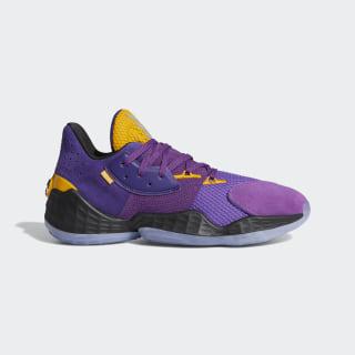 Harden Vol. 4 Su Casa Shoes Team Colleg Purple / Team Colleg Gold / Active Purple FW7496