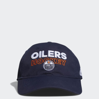 Oilers Adjustable Slouch Hat Multicolor CP2792