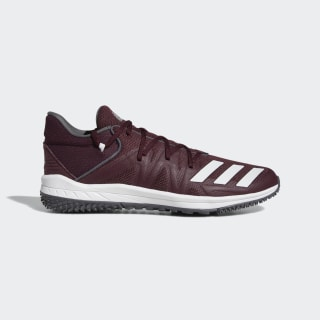 Speed Turf Shoes Maroon / Cloud White / Grey G27683