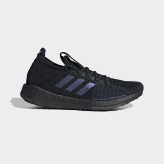 Chaussure Pulseboost HD Core Black / Boost Blue Violet Met. / Dash Grey EE4005