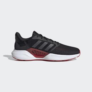 Кроссовки для бега Ventice core black / grey six / scarlet EG3271