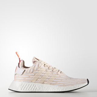 NMD_R2 Shoes Linen / Footwear White / Cloud White BA7260