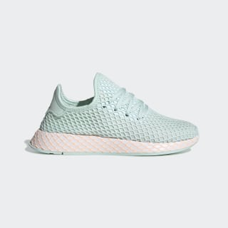 Deerupt Runner Shoes Turquoise / Cloud White / Clear Orange CG6841
