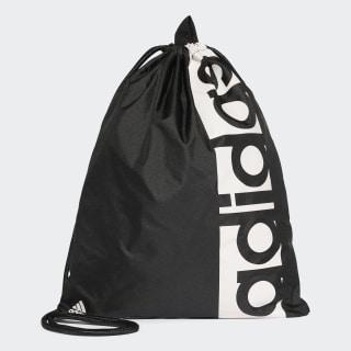 Bolsa Gym Bag Linear Performance Black / White / White S99986