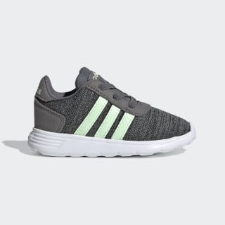 Tenis Lite Racer Grey Four / Glow Green / Core Black EE6972