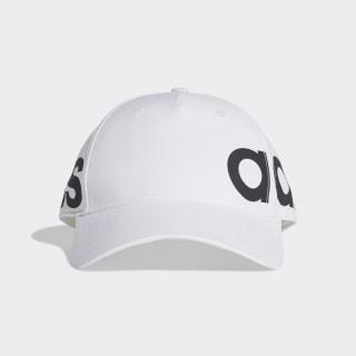 C40 Linear Cap White / Black DU8152